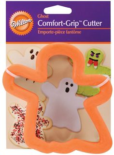 Wilton Halloween Comfort Grip Ghost Cutter *** Quickly view this special  product, click the image : Baking Tools and Accessories