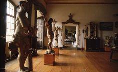 O melhor do acervo do Museu Arquidiocesano de Arte Sacra está no 1º andar do casarão de 1770: as obras de Aleijadinho, de São Francisco de Paula e de São Joaquim