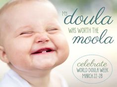 It's World Doula Week! Do you know who is Doula? And who is your Doula? #Loolyby #Doula