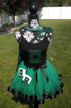 Green Lantern tutu Halloween costume for adults on Etsy & Adult Batman Tutu Costume includes shirt and tutu | Christmas Time ...