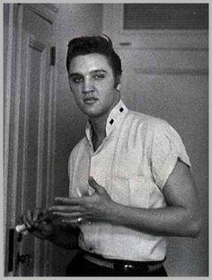 Elvis in his prime.....<3