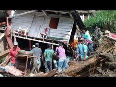 Alerta de calamidad en Colombia:Al menos 61 muertos por una avalancha en...