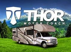 2015 Class C Motorhomes from Thor Motor Coach Arriving at a Dealer Near You Class C Motorhomes, Rv Dealers, Thor, Recreational Vehicles, Camping, Viajes, Campsite, Camper Van, Outdoor Camping