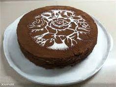 Картинки по запросу украшение для торта из шоколада