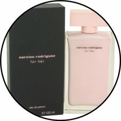 Narciso Rodriguez for Her by Narciso Rodriguez: 2003 Fragrance for Women | The Fragrance Man Archives: A Fragrance Addict