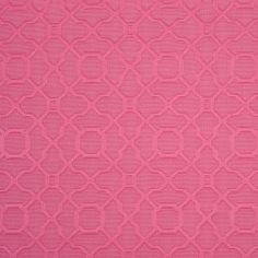 Peony Raised Lattice Pattern Cotton Woven 106657 Versatile cotton-blend fabric featuring a raised lattice pattern. Medium weight and suitable for light upholstery, window treatments and more. Pink Fabric, Woven Fabric, Mood Fabrics, Pillow Fabric, Fabulous Fabrics, Fabric Patterns, Peonies, Upholstery, Cotton