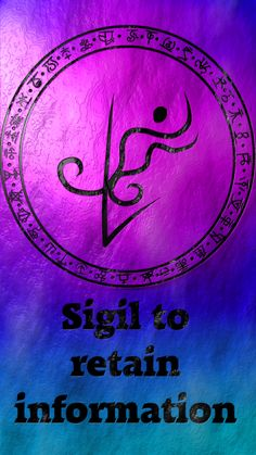 Sigil to retain informationSigil requests are closed. For more of my sigils go here: https://docs.google.com/spreadsheets/d/1m9vUCQcK8uX8O8yRoSHMkM9kKydBukSTKpO1OdWwCF0/edit?usp=sharing