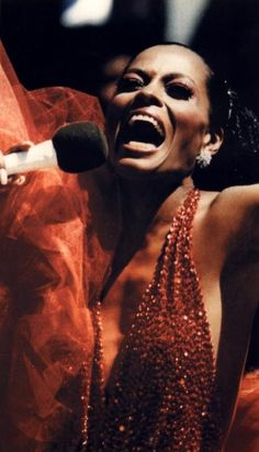 Diana Ross to me represents true black Hollywood glamour. When I saw this photo it took me back to this day in Central Park when she performed at 1000 percent for what seemed like a million folks. My father had the concert on VHS and I would watch it over and over.