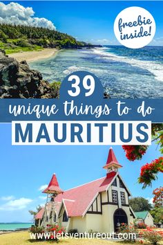 Planning a dream vacation to Mauritius Island? Read this guide for 39 unique things to do in Mauritius + underrated places to visit! This guide also includes 5 FREE Mauritius itineraries that are perfect for any type of traveler (as suggested by a local)!