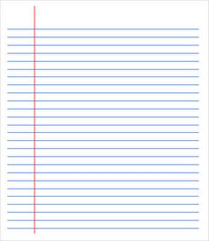 22 Best A4 Lined Paper Templates Images Lined Writing Paper