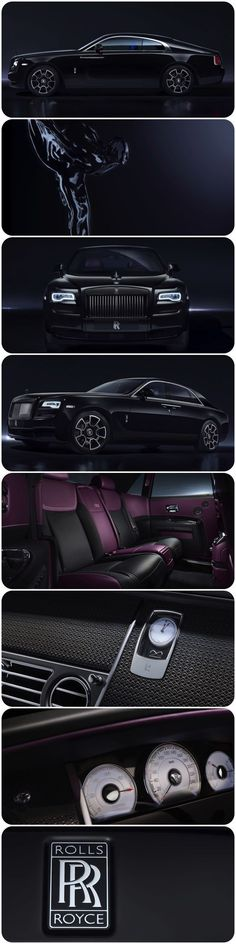 Werfen Sie einen Blick auf das Beste luxusautos köln in den Fotos unten ! Black Badge – A New Rolls-Royce for the elusive, defiant people with attitude, the risk takers and disruptors who break the rules and laugh in the… Continue Reading → New Rolls Royce, Bentley Rolls Royce, Rolls Royce Wraith Black, Automobile, Rolls Royce Motor Cars, Top Cars, Expensive Cars, Sexy Cars, Car Car