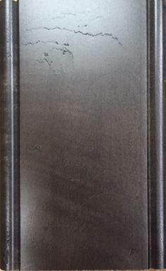 Bath 2 Cabinet Finish- Eudy's Cabinets, Smoke Stain on door profile 120-4