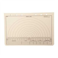 Brownells Law Enforcement Rifle Data Books - Range Card Field Sketch Rnr 40pg - product - Product Review