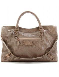 Balenciaga bag. A girl can dream!