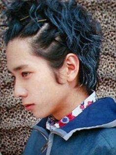 love the hair :D Ninomiya Kazunari, Good Looking Men, Best Actor, Cute Guys, The Magicians, My Idol, How To Look Better, Dancer, Handsome
