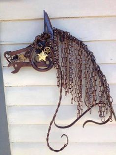 Coolest horse DIY ever!