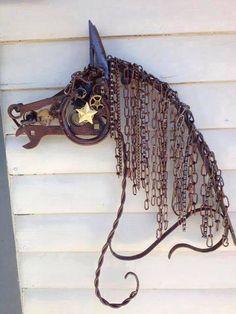 Coolest horse DIY ever!