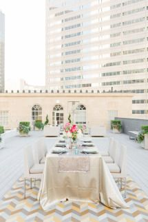 Rooftop :: The Venue at 400 Ervay :: downtown Dallas