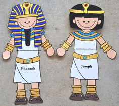 Bible Fun For Kids: TLC VBS: Day 3 Joseph's Hardships