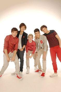 Rood wat een mooie kleur maar paars is nog mooier!!!