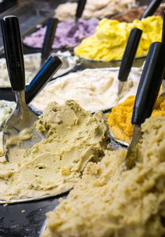 An exciting new ice cream shop in New York, making Middle Eastern ice cream! New York Ice Cream, David Lebovitz, Middle Eastern Recipes, Turkey, Desserts, City, Food, Tailgate Desserts, Deserts