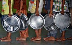 Concentração da renda e da produção, falta de vontade política e até mesmo desinformação e consolidação de uma cultura alimentar pouco nutritiva são fatores que compõem o cenário da fome e da desnutrição