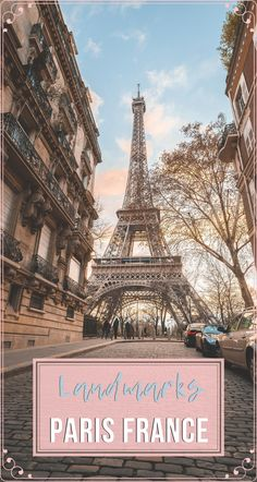 Find out some interesting facts about the landmarks of through this unique travelogue, one being the Eiffel Tower that Parisians wanted to knockdown in the old days. Paris Travel Guide, Travel Guides, France Destinations, Travel Destinations, Cool Places To Visit, Places To Travel, France Travel, Travel Europe, European Travel Tips