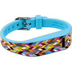 French Bull - Wristband for Fitbit Flex Wireless Activity Trackers - Turquoise Only if I get the tracker, obviously.