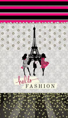 Fashion wallpaper celular Ideas for 2019 France Wallpaper, Paris Wallpaper, Flowery Wallpaper, Fashion Wallpaper, Pattern Wallpaper, Chevron Wallpaper, Cellphone Wallpaper, Mobile Wallpaper, Pink Walpaper