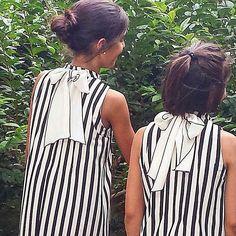 Girlsdresses by Pepito by Chus  #pepitobychus #girlsdresses #stripeddress