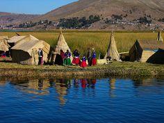 Teach Through Educational Travel: Uros Island Village, Peru   The Educated Traveler