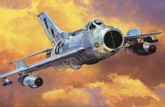 MiG-19 [Shenyang F-6] Farmer Pakistan Air Force (MasterCraft box art)