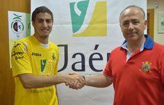 Con Nombre Propio Javi Viedma, sube al primer equipo