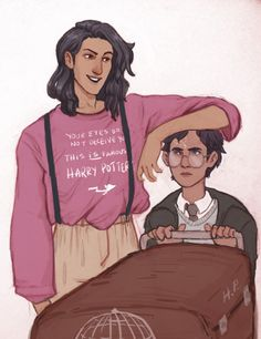 Sirius Black and Harry Potter - he. could. have. raised. him. by hatepotion. Pinned by @lilyriverside