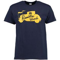 Georgia Tech Yellow Jackets DNA T-Shirt - Navy