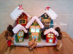 Glitter House by Fuxicando Ideias