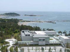 The Museum of Modern Art, Kamakura & Hayama - HAYAMA (神奈川県立近代美術館 - 葉山館) http://www.moma.pref.kanagawa.jp/