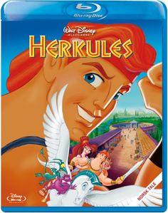 Disney Klassiker 35: Herkules (Blu-ray) (Blu-ray)