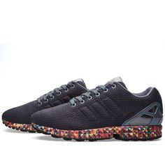 Adidas ZX Flux (Onix & Core Black)