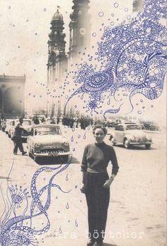 Collage-print  No. 176/2013 von busy bee auf DaWanda.com