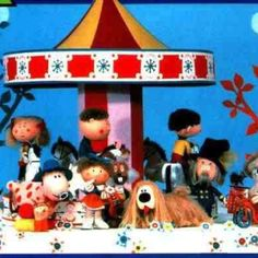 The magic roundabout - Always loved this it was only ever 5 minutes long, brilliant.