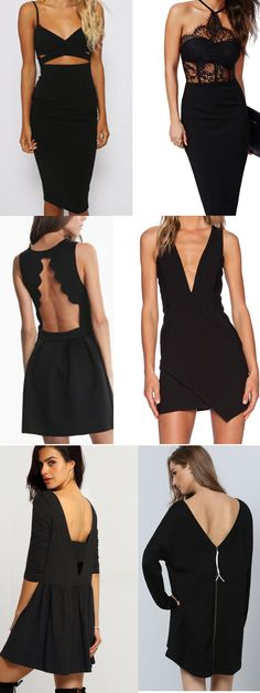 Really absolutely love the black dress!So beautiful and so fabulous! Roumwe.com.