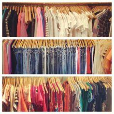 My awesome closet