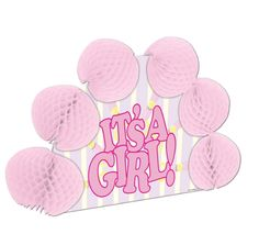 Its A Girl PopOver Centerpiece Party Accessory 1 count *** Check out this great product. (This is an affiliate link) Cheap Sweaters, Reveal Parties, Party Accessories, Party Games, Pink Girl, Party Supplies, Centerpieces, Baby Shower, Birthday