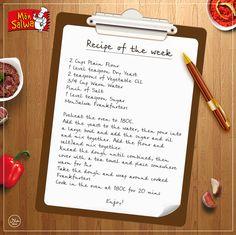 #FrankfurterRolls #RecipeoftheWeek #MonSalwa #Cooking