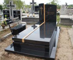 Tombstone Designs, Cemetery Monuments, Memorial Park, Flower Arrangements, Outdoor Decor, Trendy Tree, Floral Arrangement, Granite, Stones