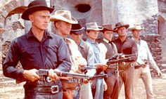Essential Manly Movies: The Magnificent Seven | Blog of Manly