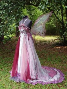 Fairy costume/formal gown