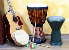 percussion instruments of my own