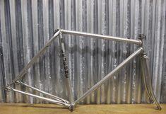 Vintage Lejeune 51cm Frame Reynolds 531 Retro Road Racing Bike Campagnolo Eroica   eBay